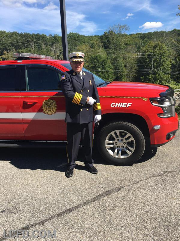 Chief Ed Keck