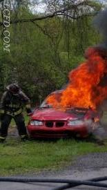 Vehicle Fire Drill 5/15/2016